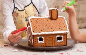 Gingerbread House 12-4-2014