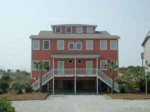 Gull Cottage East Vacation Rental in Emerald Isle NC