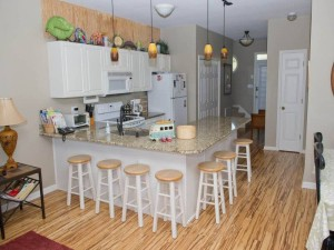 Gull Cottage East Vacation Rental Kitchen in Emerald Isle NC