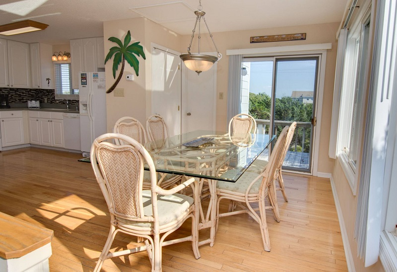 A Peaceful Sound - Dining Room