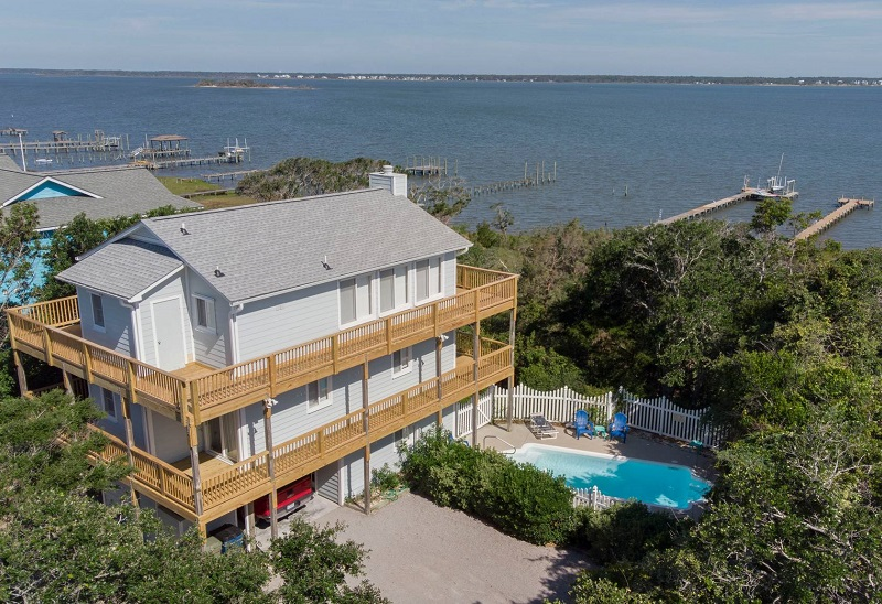 A Peaceful Sound - Soundfront Rental in Emerald Isle, NC
