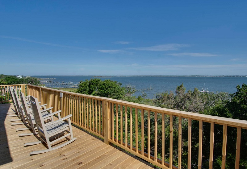 A Peaceful Sound - View of Bogue Sound