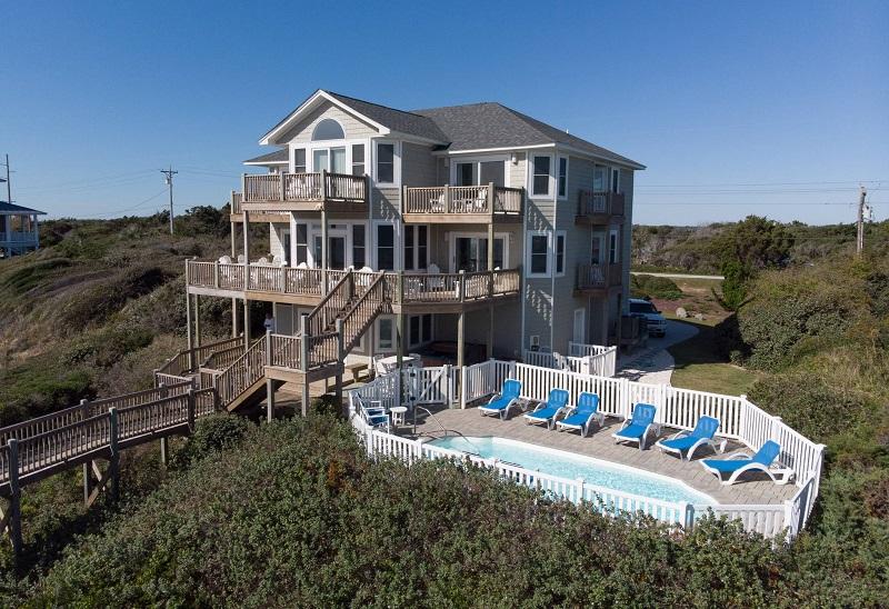 Atlantis - Oceanfront Rental on NC's Crystal Coast