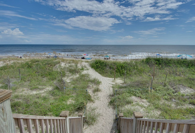 Gull Cottage East - Beach Access