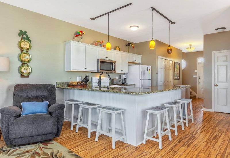 Gull Cottage East - Kitchen