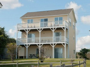 Barefoot Pelican Emerald Isle NC Cottage
