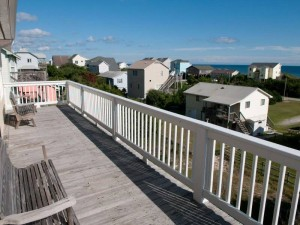 Barefoot Pelican Vacation Rental Ocean Views of Emerald Isle NC