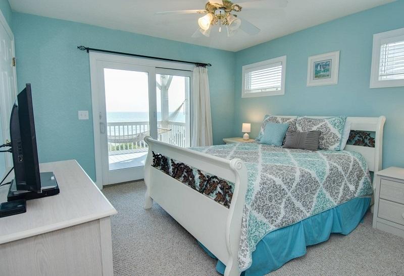 A Sea Palace - Bedroom