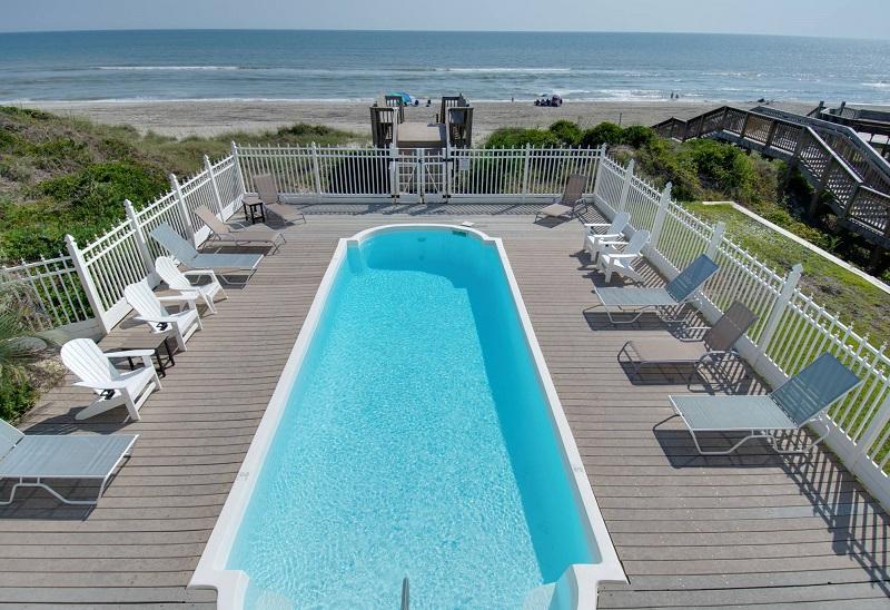A Sea Palace - Pool