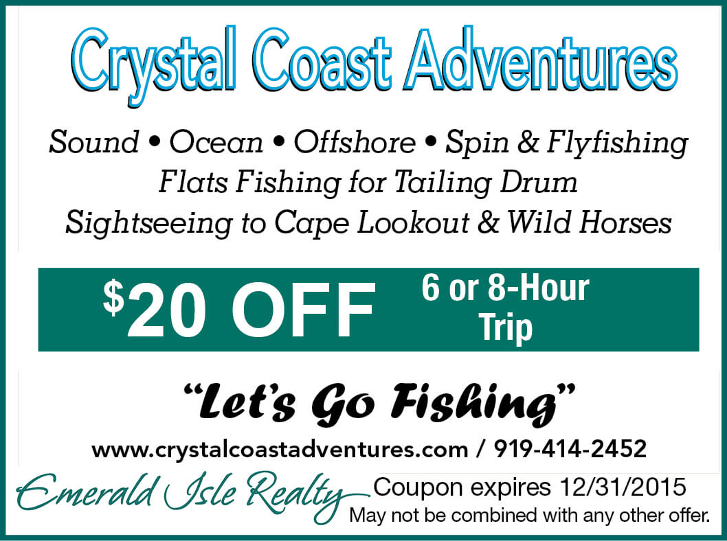 Crystal Coast Adventures
