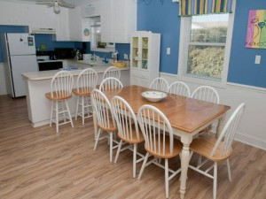 Sol Mate Vacation Rental Kitchen in Emerald Isle, NC