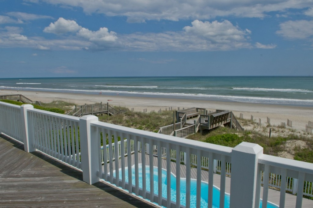 Weekend Getaway from Raleigh in an Emerald Isle Vacation Rental