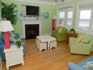 Coral Treasure  Vacation Rental in Emerald Isle NC