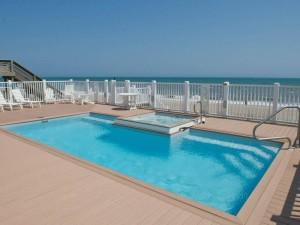 Emerald Isle Private Pool