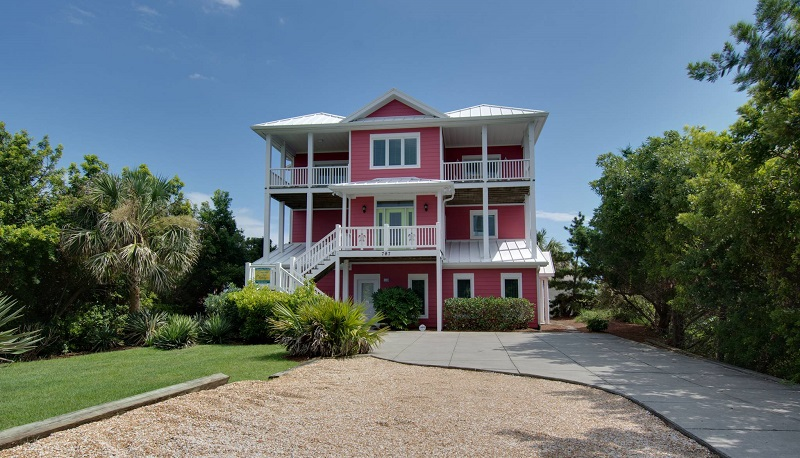 Coral Treasure - Emerald Isle Realty Featured Property of the Week