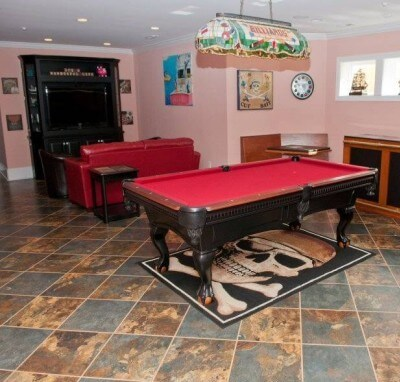Game Room in Emerald Isle NC