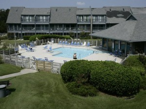 Pebble Beach D305  Emerald Isle Condo Rental