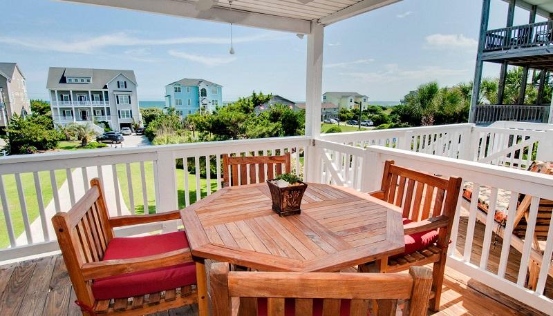 Blissful Sunburst West - Deck