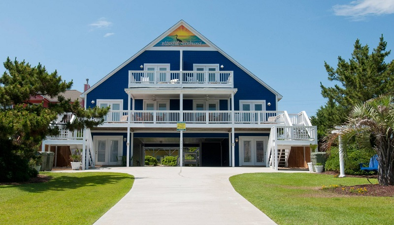 Blissful Sunburst West - Emerald Isle Realty Featured Property of the Week