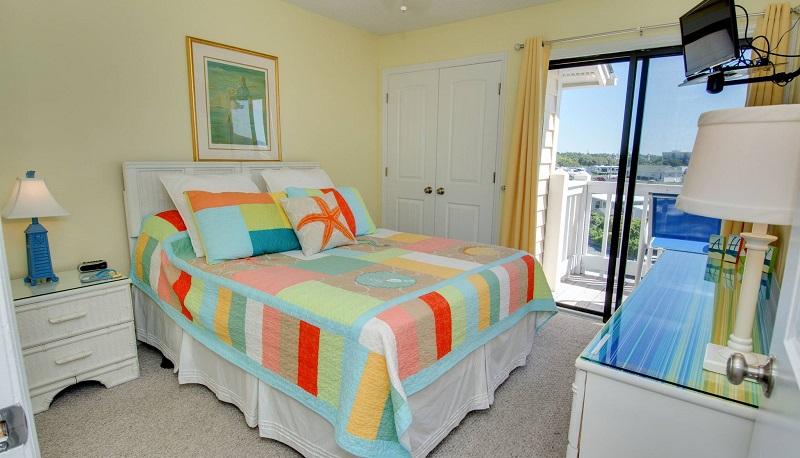 Pebble Beach D-305 - Bedroom