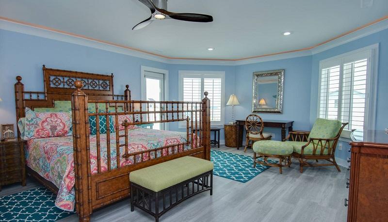 Tucked Away - Bedroom