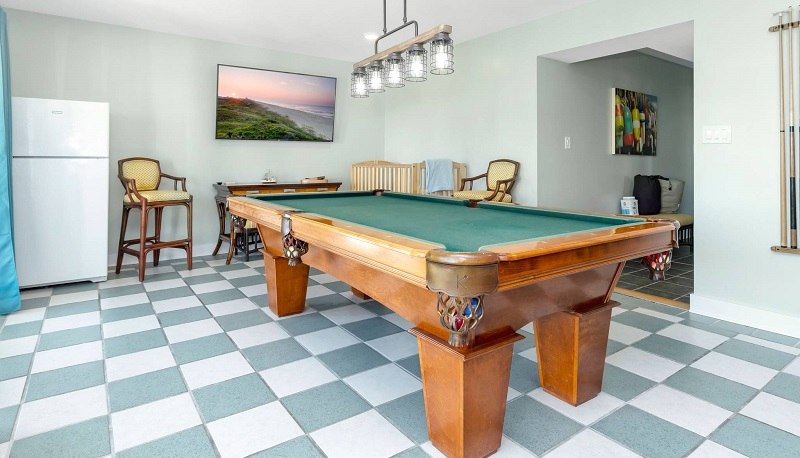 Tucked Away - Game Room