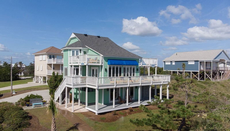 Tucked Away - Emerald Isle Realty Featured Property of the Week