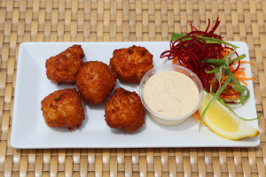 Conch Fritters 5-14-2015