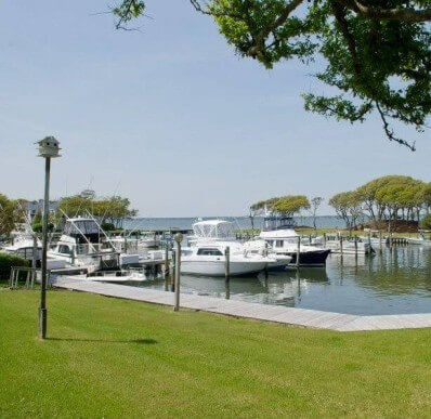 Pine Knoll Shores Real Estate