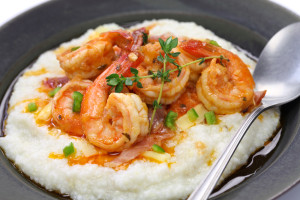 Shrimp and Grits 5-14-2015