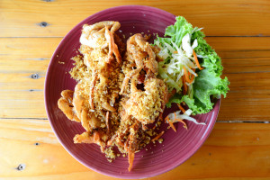 Soft Shell Stuffed Crab 5-14-2015