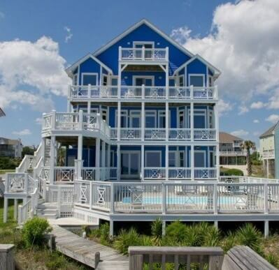A Southern Exposure Home Emerald Isle