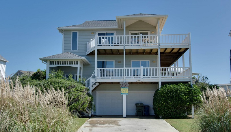 Decked Out - Emerald Isle Realty Featured Property of the Week
