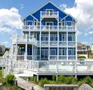 Emerald Isle Beach Rentals with Elevators