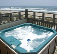 Outer Banks Vacation Rentals with Hot Tubs