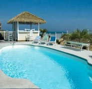 Outer Banks Beach Rentals with Pools