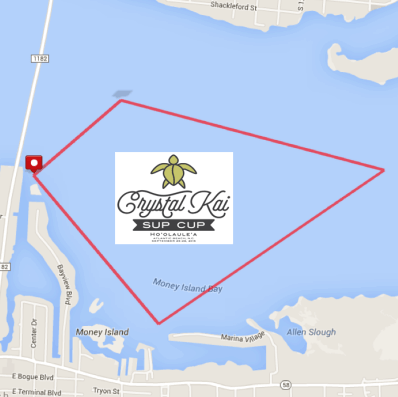 Crystal Coast Stand Up Paddleboarding Event