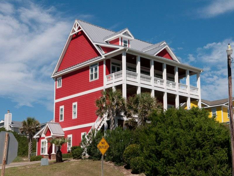 Featured Property Red Snapper Club