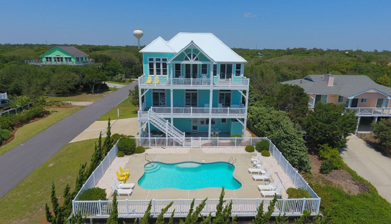 Just Because - Emerald Isle Realty Featured Property of the Week