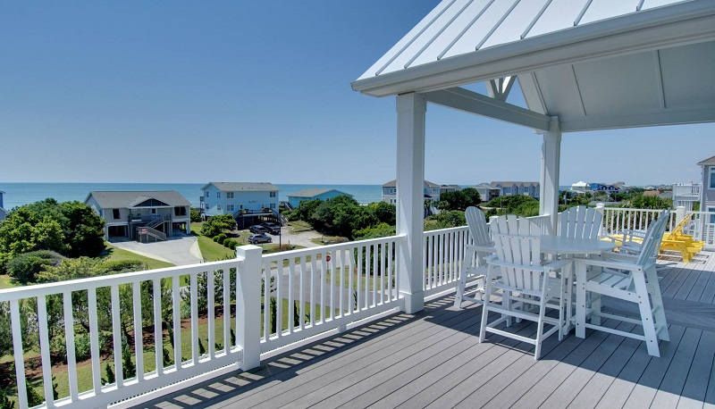 Just Because - Deck View