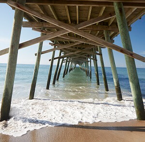 Emerald isle north carolina parks outdoor things to do for Bogue inlet fishing pier emerald isle nc
