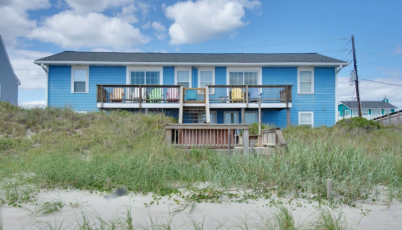 By the Beach - Emerald Isle Realty Featured Property of the Week