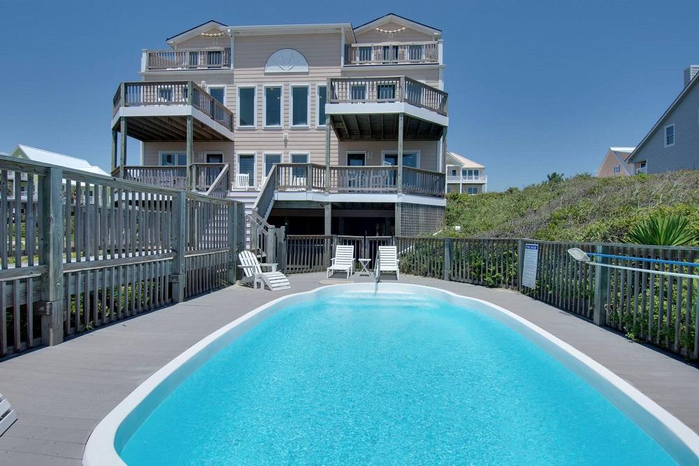 Reverie - Oceanfront Rental in Emerald Isle, NC