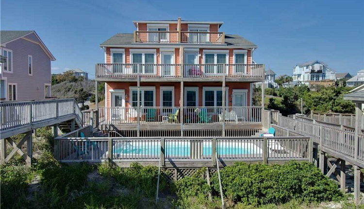 Off-season Nightly and Monthly Rentals in Emerald Isle, NC