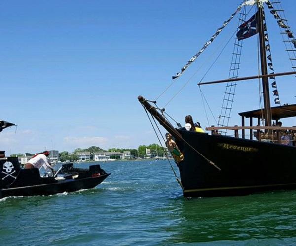 Beaufort Pirates Revenge - Cannon Battle