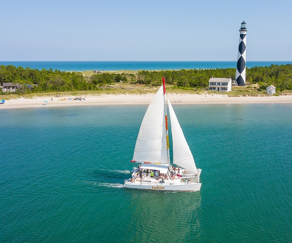 Lookout Cruises - Cape Lookout Cruises