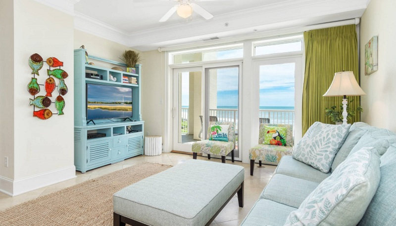 Grande Villas 4F - Emerald Isle Realty Featured Property of the Week