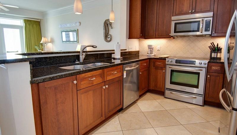 Grande Villas 4F - Kitchen