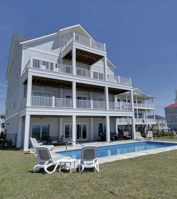 Goin' Coastal - Best Rentals for Spring Break on East Coast