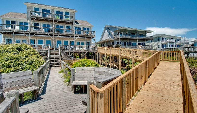 Island Time West - Emerald Isle Realty Featured Property of the Week